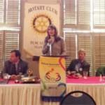 Niki Richardson director of West Alabama Big Brothers and Big Sisters